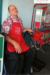 Donald Haumea - Salvation Army