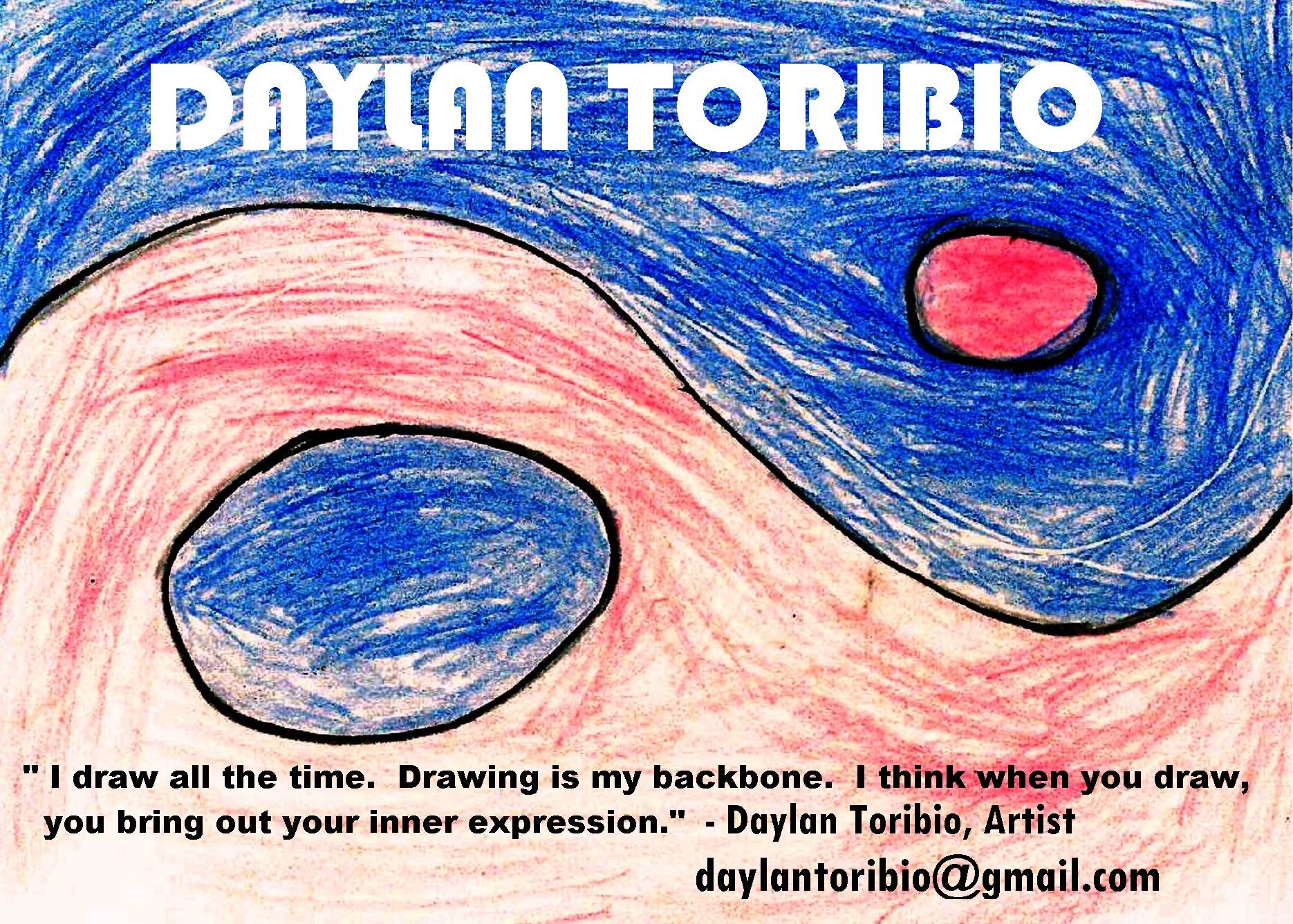 Daylan Toribio Hardware Store Worker Greeting Cards Artist Full