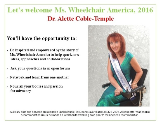 16_04_22  LUNCH WITH Ms. Wheelchair America BODY